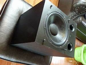 Psb Alpha Subsonic 1 Powered Sub Woofer No Power Cord 10