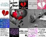 Broken Heart Icons Comment Pics - CoolSpaceTricks.com ...
