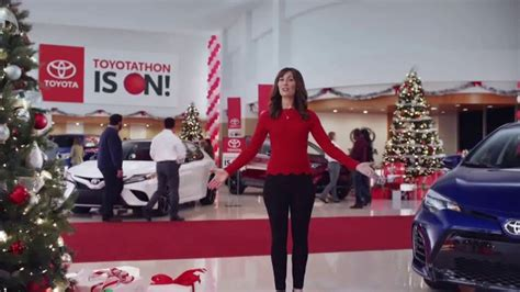 In Toyota Commercial by Toyota Toyotathon Tv Commercial Snow Ispot Tv