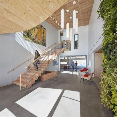 Rocky Mountain Institute's Innovation Center In Basalt