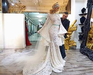 over 25 million wedding for billionaires unveiled at With michael costello wedding dress