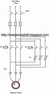Blog Teknik  U0026 Vokasi  Pengasutan Motor 3 Fasa Metode