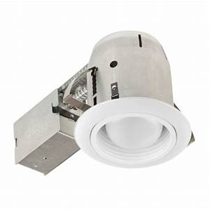 Globe electric  inch recessed lighting kit