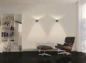 Wandleuchte Puk Wall top light puk wall puk wall top light adjustable metal wall light