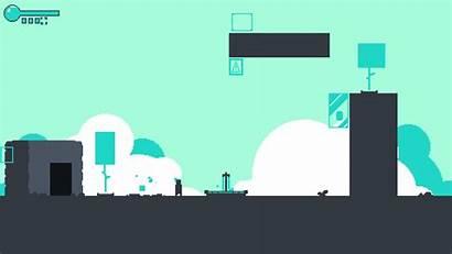 Pixel Scroller Side