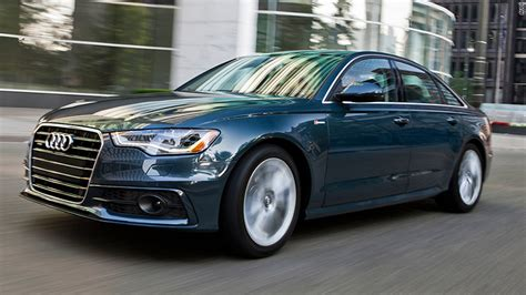 Luxury Car  Audi A6  Consumer Reports' Top Picks