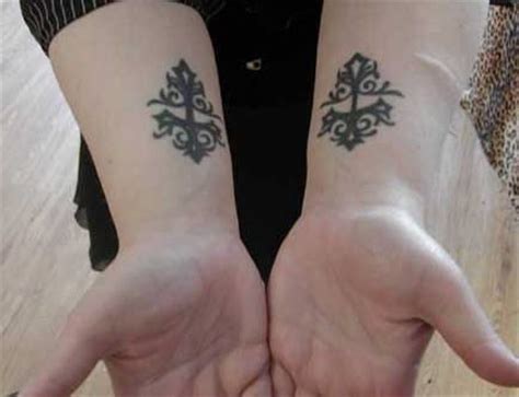 gothic tattoos page
