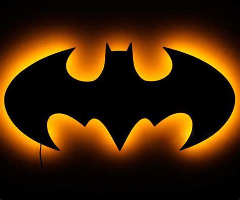 batman signal light batman sign light
