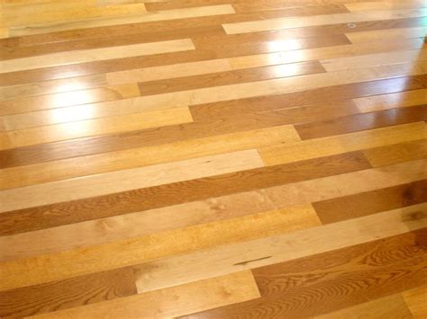 two tone wood floor two tone hardwood floors flooring types pinterest home design home and colors