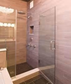 bathroom shower stall tile designs 25 wonderful large glass bathroom tiles