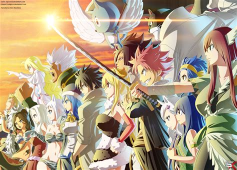 fairy tail wallpapers hd backgrounds
