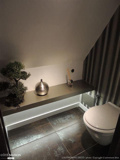 salle de bains combles am 233 nagement comble espace salle de bain et wc l autrement d 233 co c 244 t 233 maison