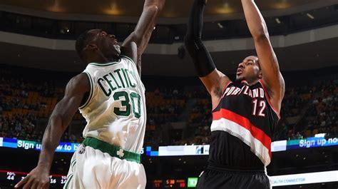 NBA Portland Trail Blazers vs. Boston Celtics Preview and ...