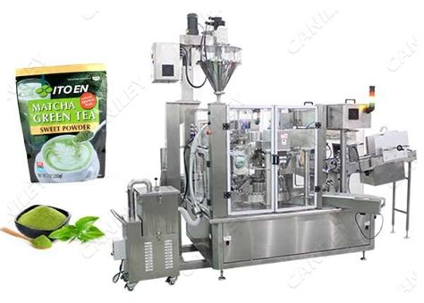 automatic powder tea filling  sealing machine