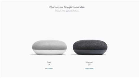 spotifys  google home mini offer    time