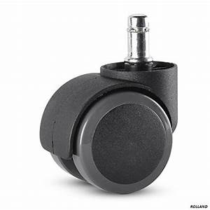 rolland office chair caster wheel for hardwood floor With casters for chairs on hardwood floors