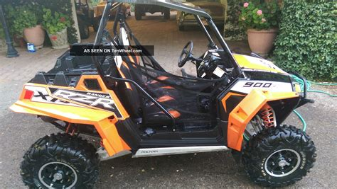 2012 polaris rzr s 900 xp