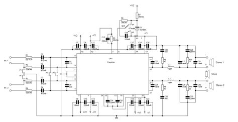 Power Amplifier Class Circuit Under Repository Circuits