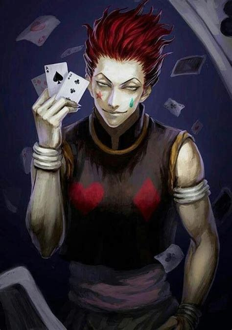 We have 77+ background pictures for you! Hisoka - Hunter x Hunter photo (39180396) - fanpop