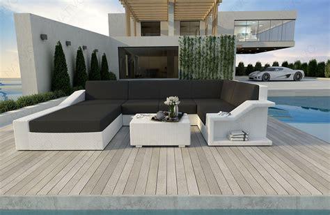 divano in rattan divano per il giardino mirage xl in rattan nativo mobili