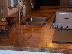 how to arrange kitchen cabinets concrete countertops and floors on concrete 7195