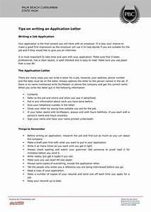 Sample Letter Of Reference 19 Job Application Letter Examples Word Examples