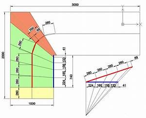 Halbgewendelte Treppe Konstruieren : halbgewendelte treppe berechnen treppe verziehen formel hauptdesign halbgewendelte treppe ~ Orissabook.com Haus und Dekorationen
