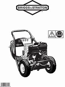 Briggs  U0026 Stratton Pressure Washer 20255 User Guide