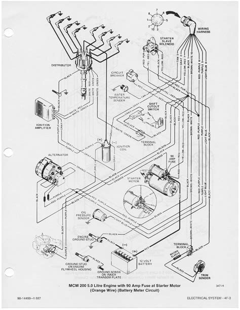 Firing Order For Chevy Engine Diagram