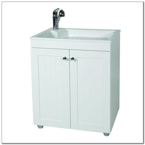 Laundry Sink With Cabinet Home Depot Cabinet Home