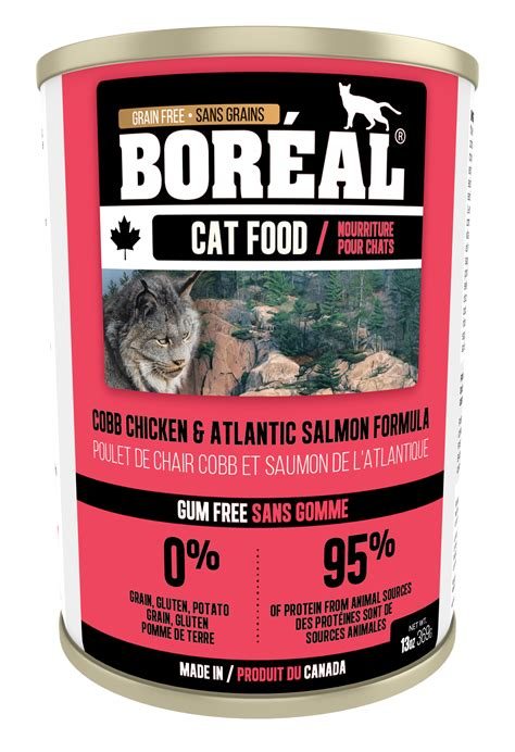 boreal cuisine boreal boreal cat foods healthy nutrition canadian ingredients