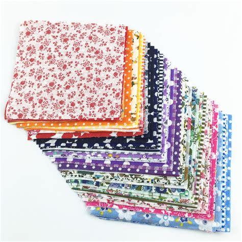 pcs charming quilting patchwork fabric bundle xin