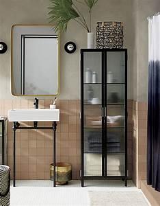 30 idees pour decorer votre salle de bains sans la renover With elle deco salle de bain