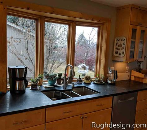 yellow orange kitchen cabinets the best wall colors to update stained cabinets rugh design