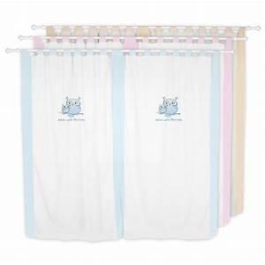 Gardinen Kinderzimmer Rosa : kinderzimmer gardinen vorh nge kleine eule in blau rosa oder beige ca 140 x 230 cm baby ~ Orissabook.com Haus und Dekorationen