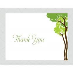 folded wedding programs tree thank you cards style 483 whimsicalprints