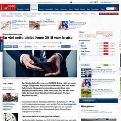 Lohn Berechnen Netto : gehaltsrechner lohn einkommensteuerberechnung pearltrees ~ Themetempest.com Abrechnung