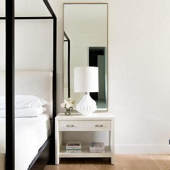 Serene Bathroom Dressed Silver by Canopy Bed Design Ideas