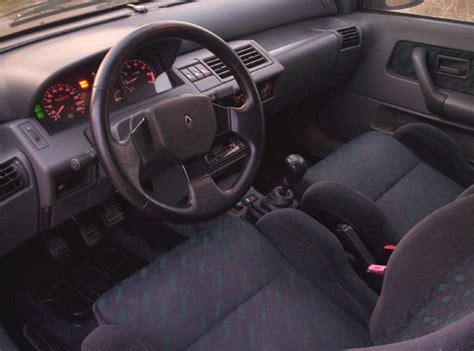 renault clio 2007 interior 1995 renault clio interior pictures cargurus