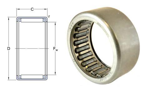 hk skf drawn cup needle roller bearing xxmm needle roller bearings bearing king