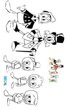 cartoni animati stampa  colora  disegni del