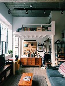 A, Small, Boston, Studio, Apartment, Has, One, Of, The, Best, Diy