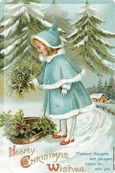 485 Best Images About Christmas Ephemera On Pinterest  Christmas Greetings, Victorian And