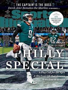 Eagles Sports Illustrated commemorative covers, issues ...