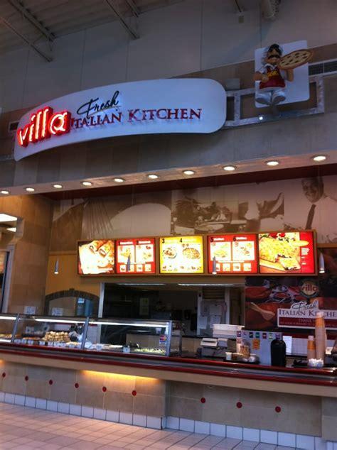 italian kitchen spokane villa fresh italian kitchen pizza 14730 e indiana ave