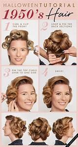 Halloween Tutorial: 1950's Beauty   Makeup tutorials ...