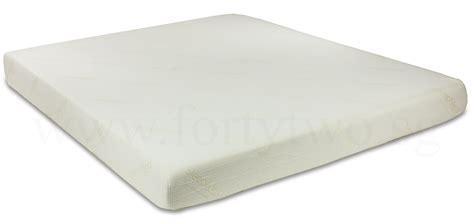 king memory foam mattress sleepmed memory foam mattress king in 7 inch furniture