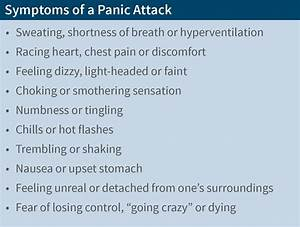 Panic Attack or Panic Disorder | Pine Rest Christian ...