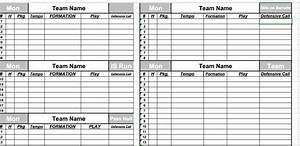 famous depth chart template contemporary example resume With football depth chart template excel