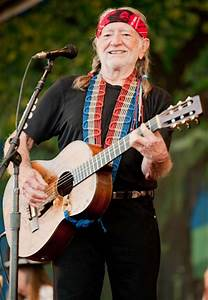 Willie Nelson looking awesome as usual in a headband and a ...